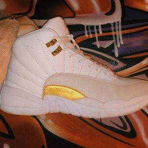 Jordan 12 OVO White